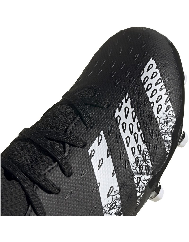adidas Predator Freak .3  FG J Black/White