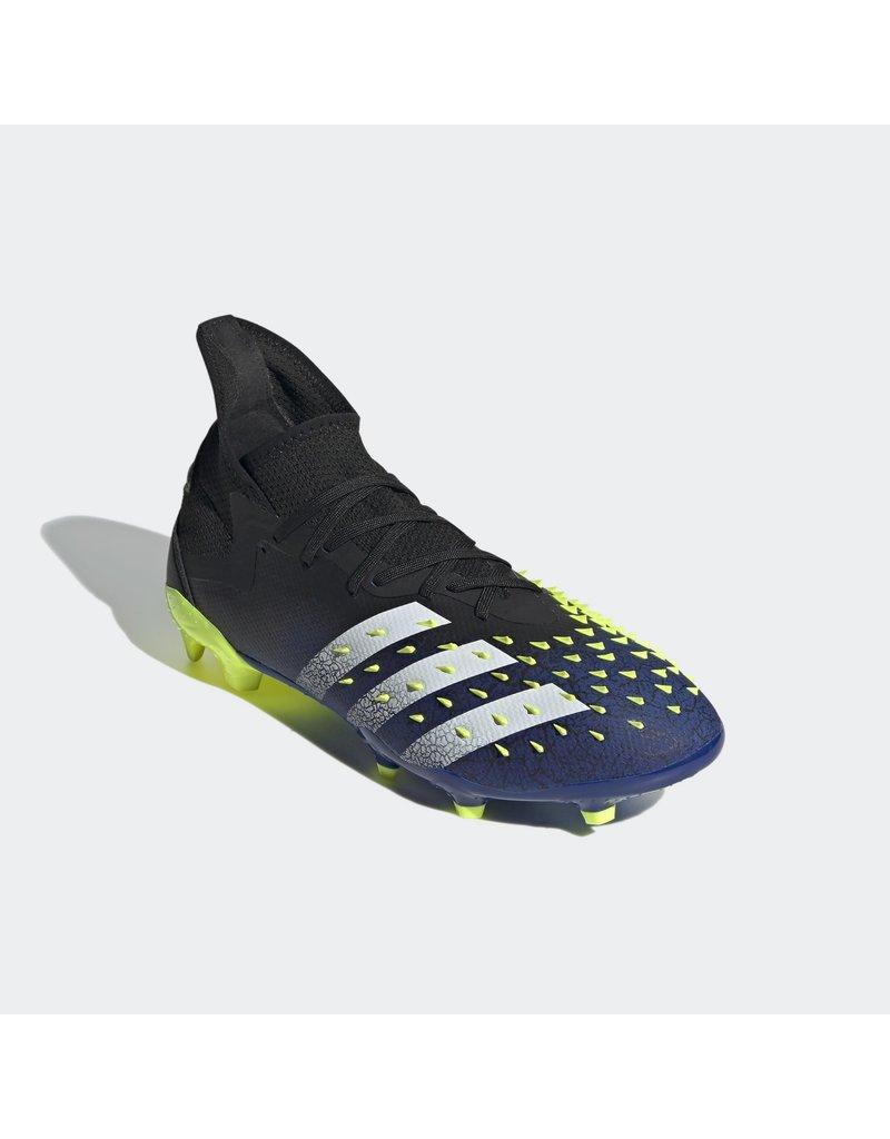 adidas Predator Freak .2 FG Black/White/Yellow