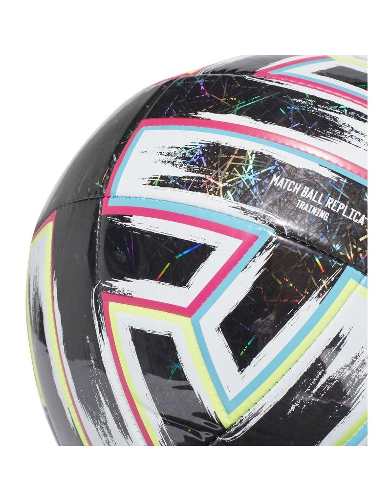 adidas Euro 2020 Uniforia Training Soccer Ball Black