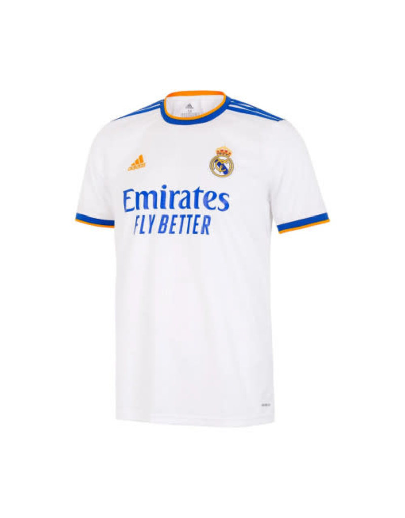 adidas Real Madrid Home Jersey 21/22