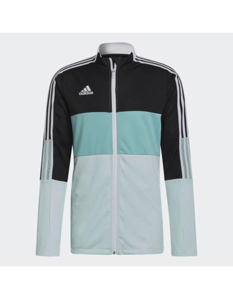 adidas Tiro Track Jacket Mint/Black