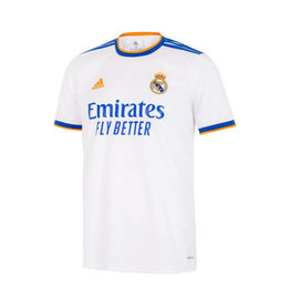 adidas Youth Real Madrid Home Jersey 21/22