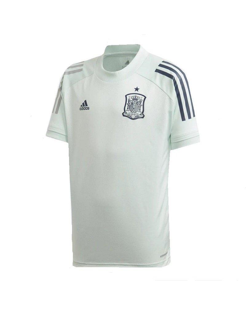 adidas Spain Youth Training Jersey 2020