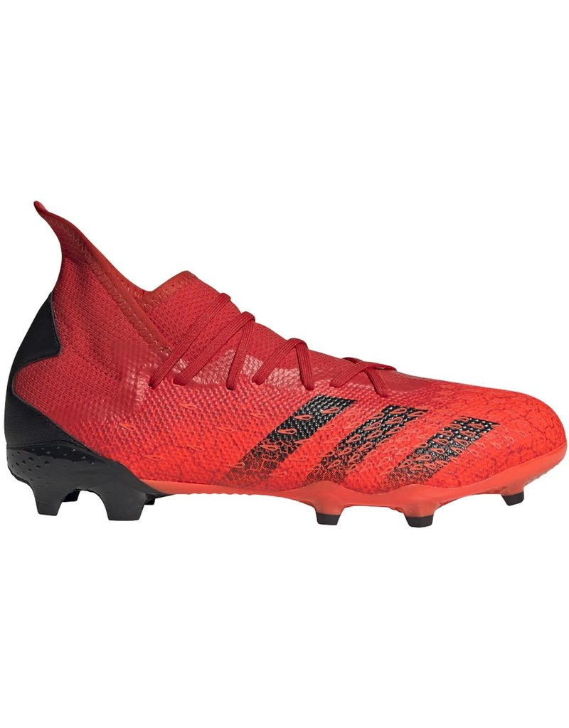 adidas Predator Freak .3 FG Red/Black