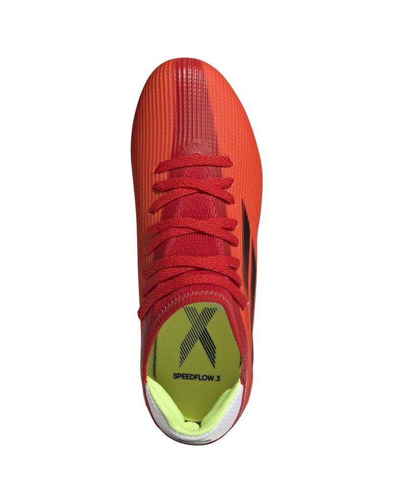 adidas X Speedflow .3 FG J Red