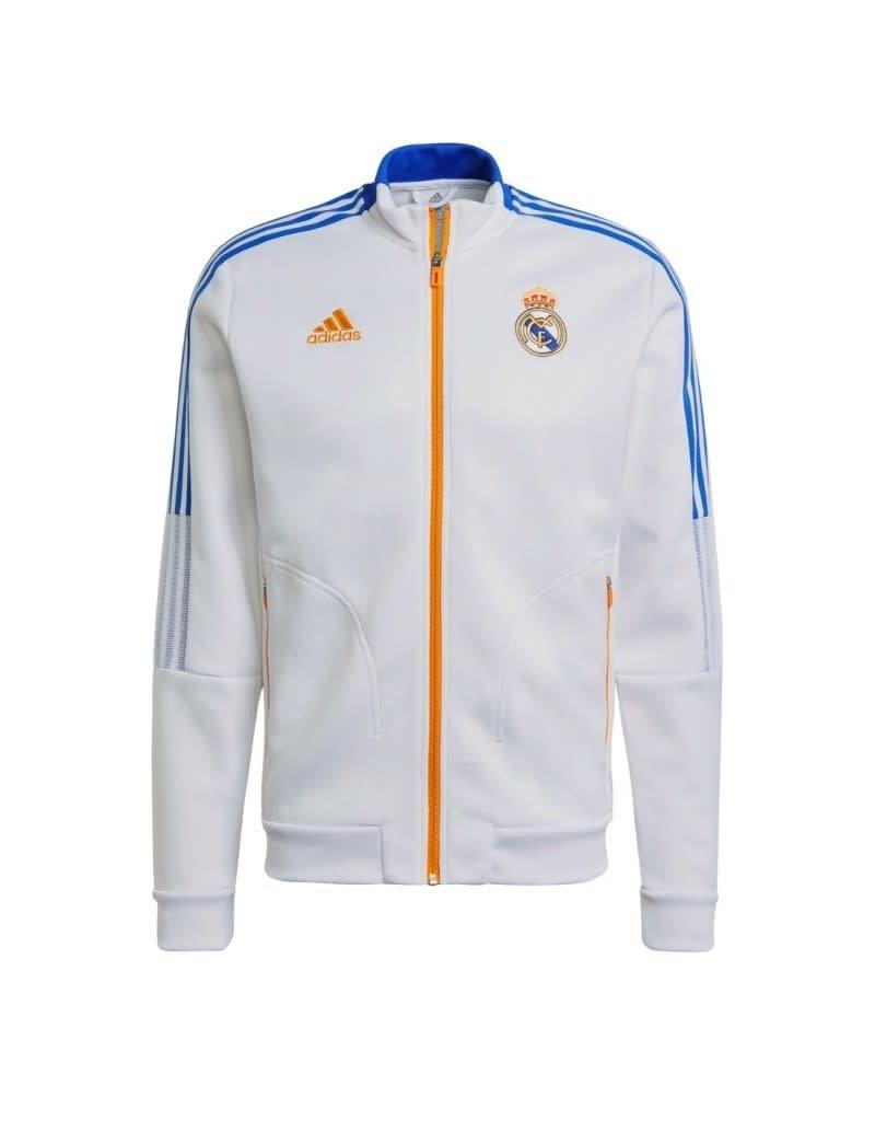 adidas Real Madrid Anthem Jacket 21/22