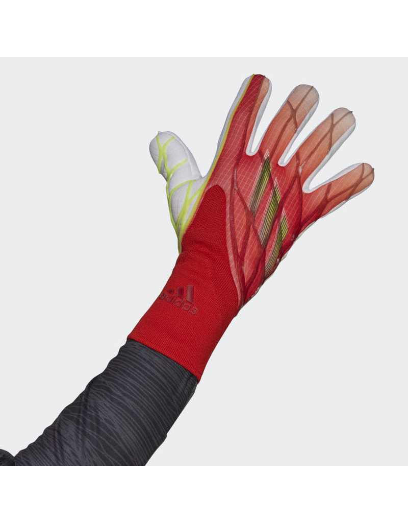 adidas X GL Pro Goalkeeper Gloves Red