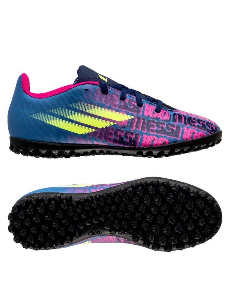 adidas X Speedflow Messi .4 Youth Turf Shoe