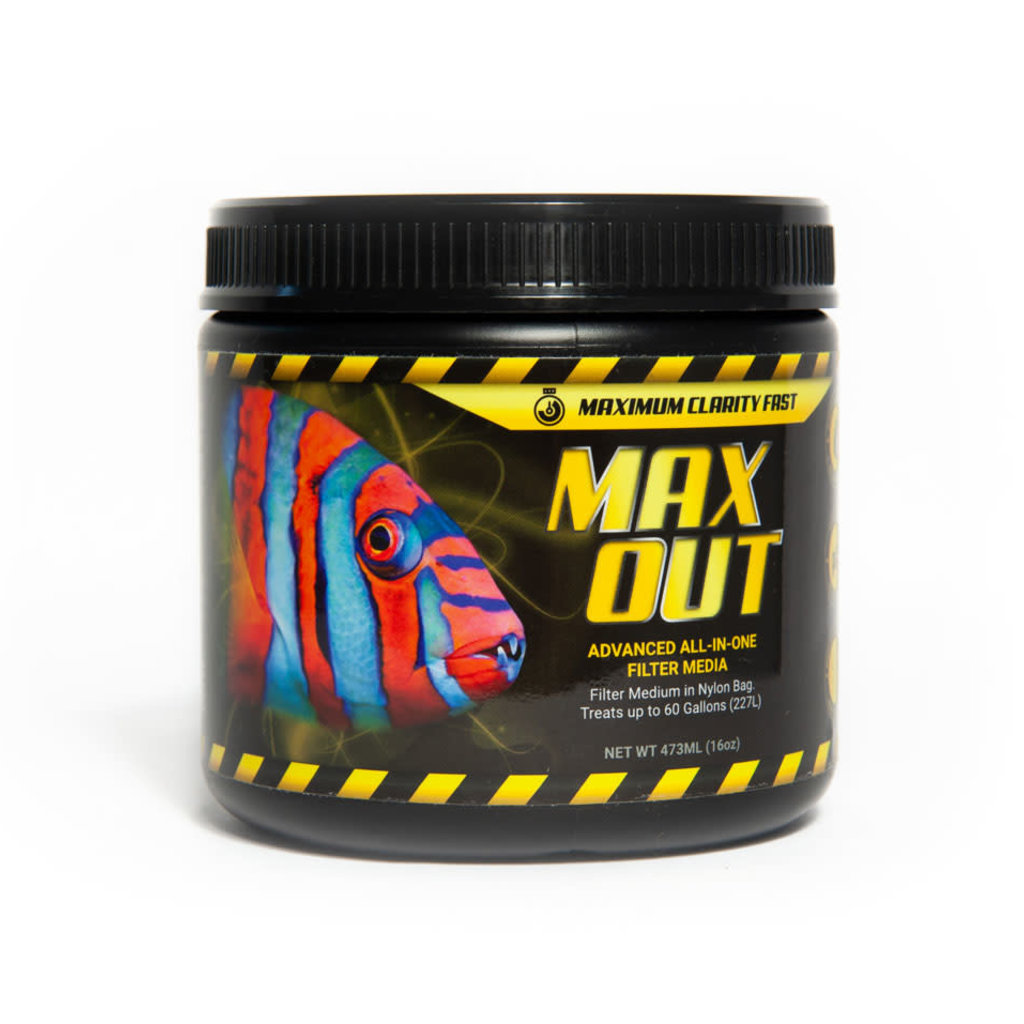 MaxOut Aquatics MaxOut All-In-One Filter Media