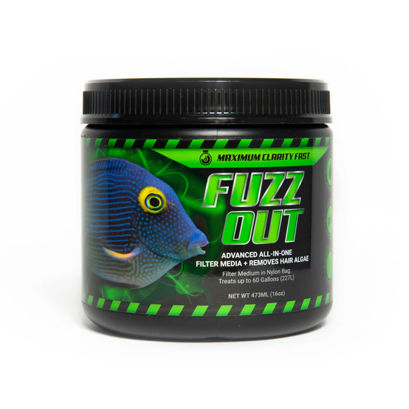 MaxOut Aquatics MaxOut Fuzz Out Media