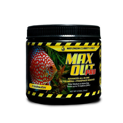 MaxOut Aquatics Max Out Pro Freshwater