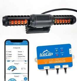 IceCap Gyre 2K Flow Pump with Dual Controller