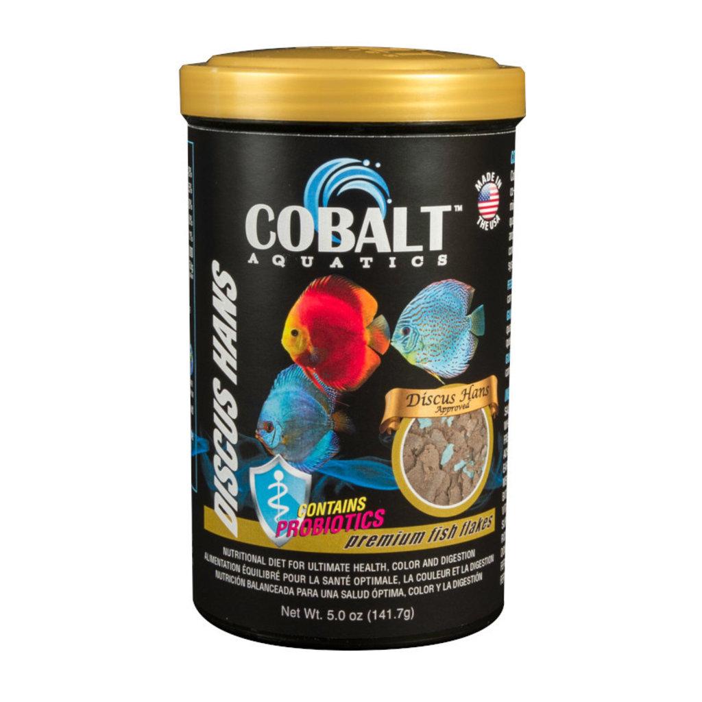 Cobalt Aquatics Cobalt Discus Hans Flake 5oz