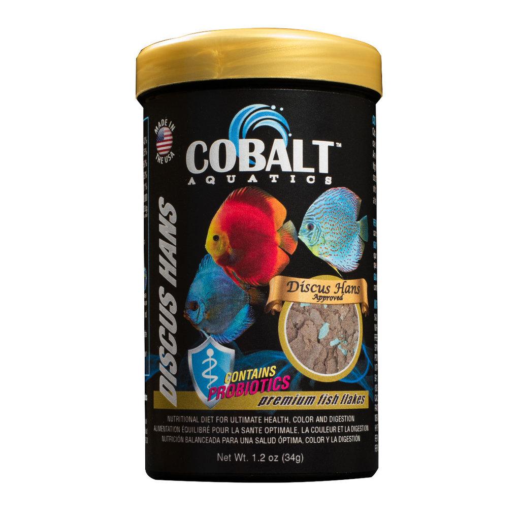 Cobalt Aquatics Cobalt Discus Hans Flake 1.2oz