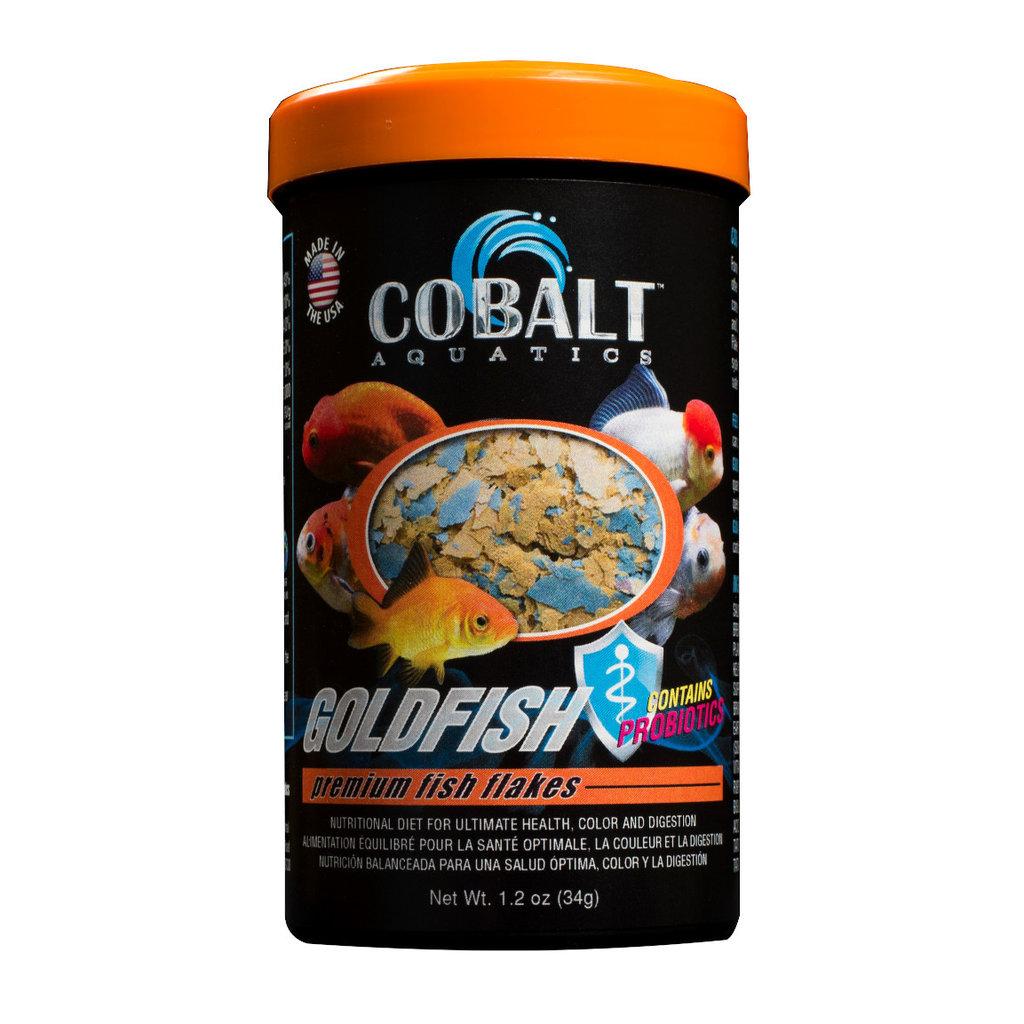 Cobalt Aquatics Cobalt Goldfish Color Flake 1.2oz