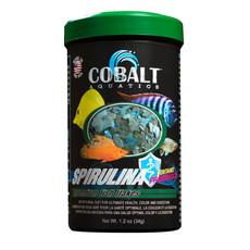 Cobalt Aquatics Cobalt Spirulina Flake 1.2oz