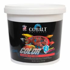 Cobalt Aquatics Cobalt Color Flakes Tub 2lb