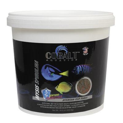 Cobalt Aquatics Cobalt Mysis Flake Tub 2lb