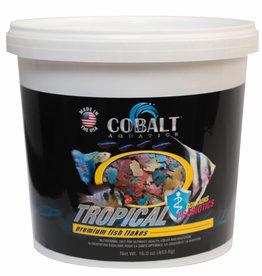 Cobalt Aquatics Cobalt Tropical Flake Tub 2lb