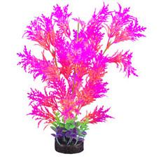 "Hagen Products iGlo Plant Pink/Orange - Whisteria 12.5"""