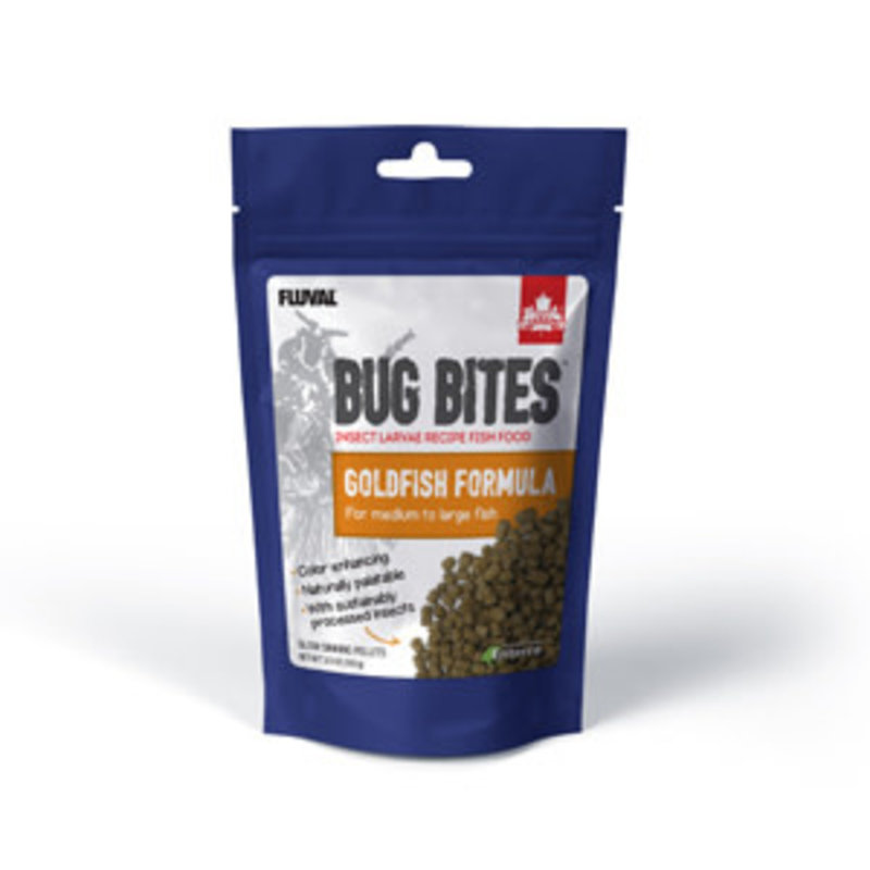 Hagen Products Bug Bites M/L Goldfish Granules 3.5oz