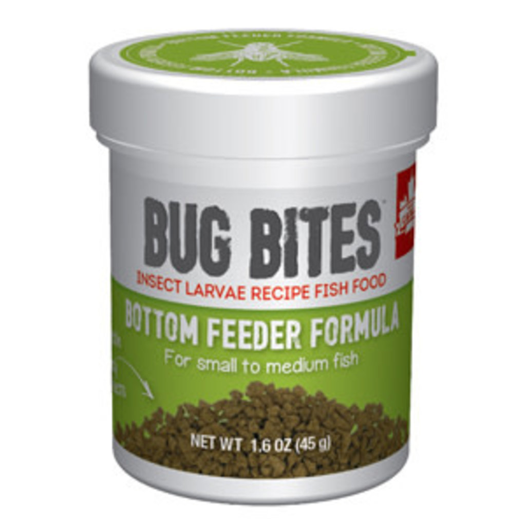 Hagen Products Bug Bites Bottom Feeder Granules 1.6oz
