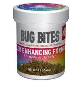Hagen Products Bug Bites M/L Color Enhancing Granules 1.6oz