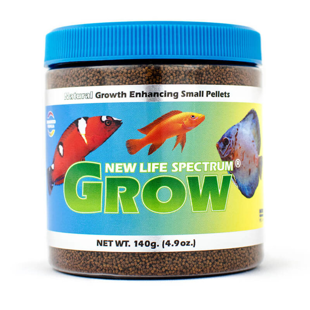 New Life International NLS Grow Naturox Formula 140g 0.5mm