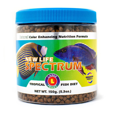 New Life International NLS Large Fish Pellets Naturox 150g 3mm