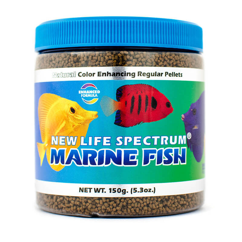 New Life International NLS Marine Pellets Naturox 150g 1mm