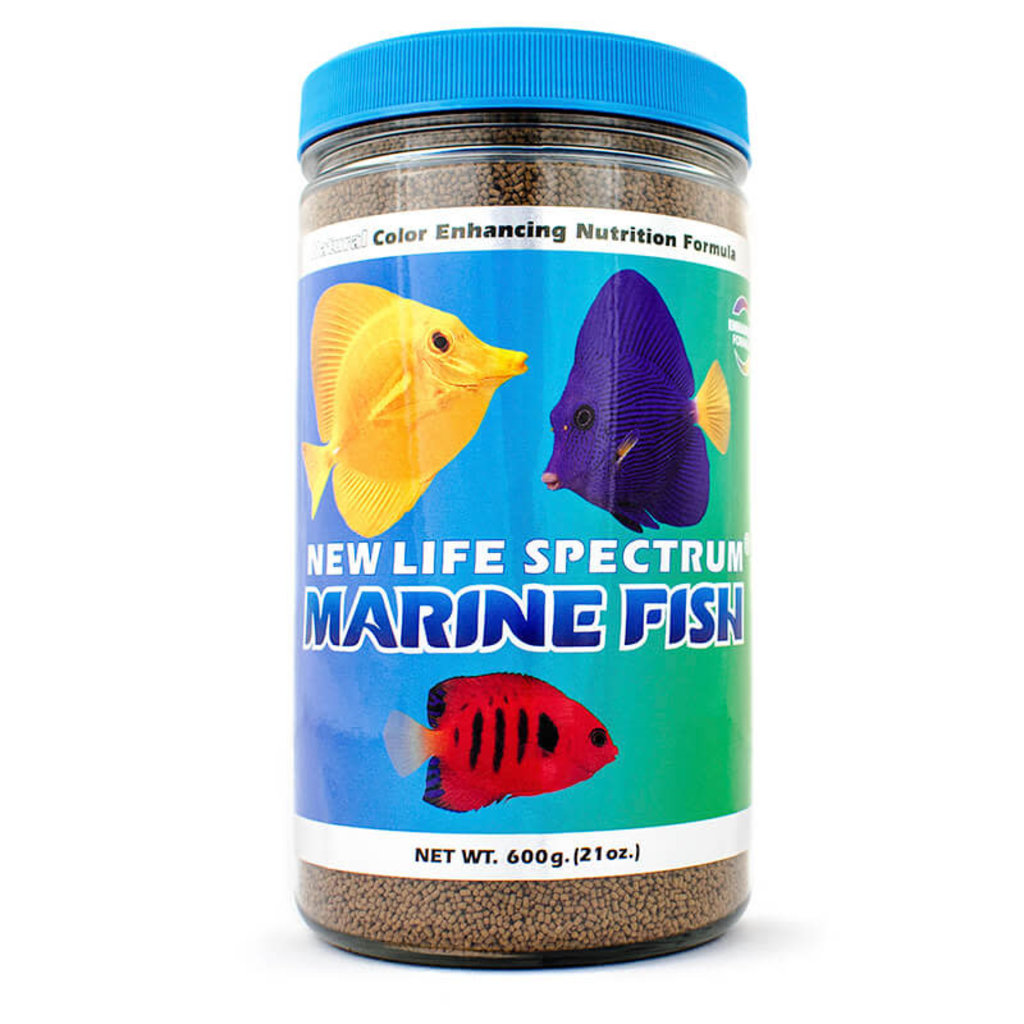 New Life International NLS Marine Pellets Naturox 600g 1mm