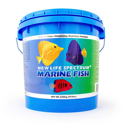 New Life International NLS Marine Pellets Naturox 2200g 1mm