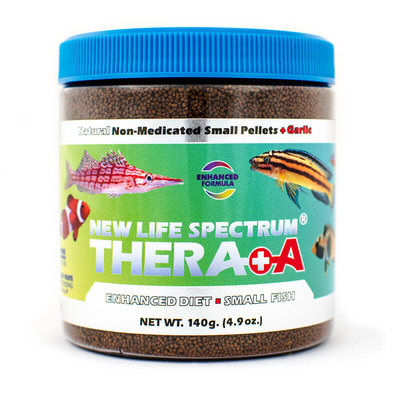 New Life International NLS Thera A Small Naturox 140g 0.5mm