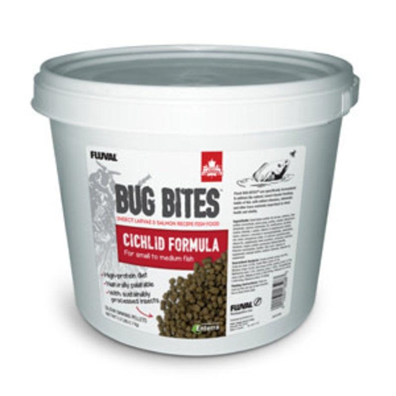 Hagen Products Bug Bites Cichlid Formula 3.7lb