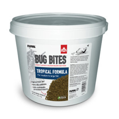 Hagen Products Bug Bites Tropical Fish 3.7lb