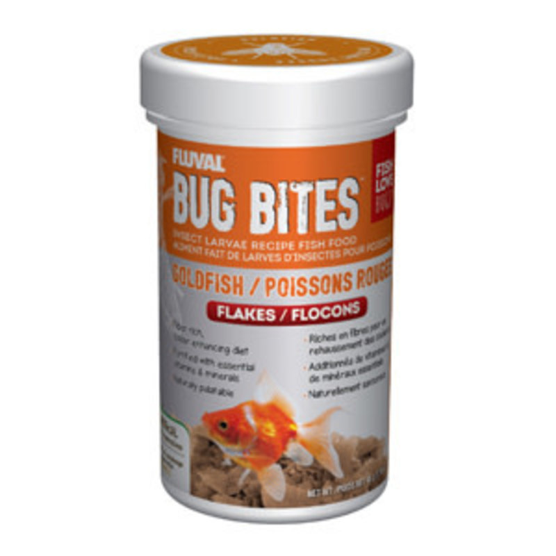 Hagen Products Bug Bites Goldfish Flake 1.58oz
