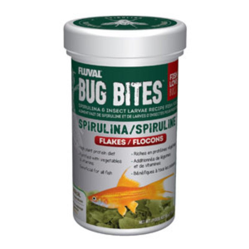 Hagen Products Bug Bites Spirulina Flake 1.58oz