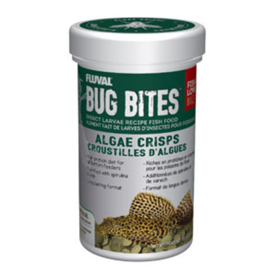 Hagen Products Bug Bites Algae Crisps 3.52oz