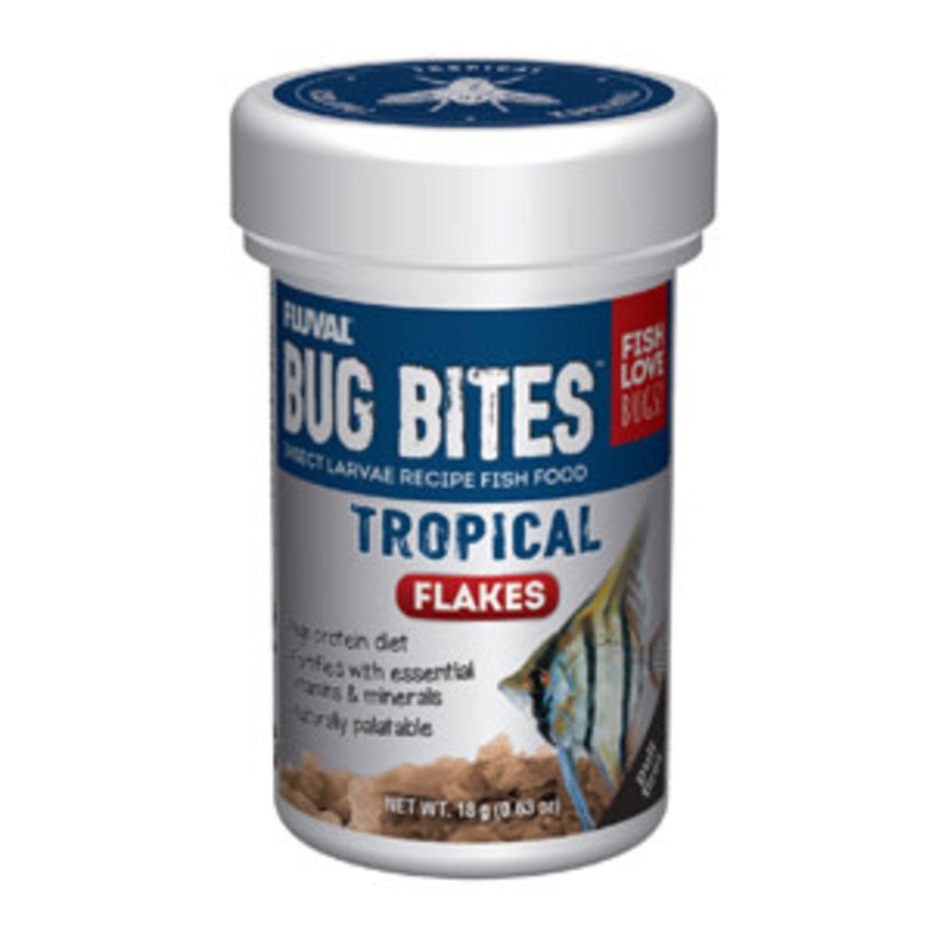 Hagen Products Bug Bites Tropical Flake 0.63oz