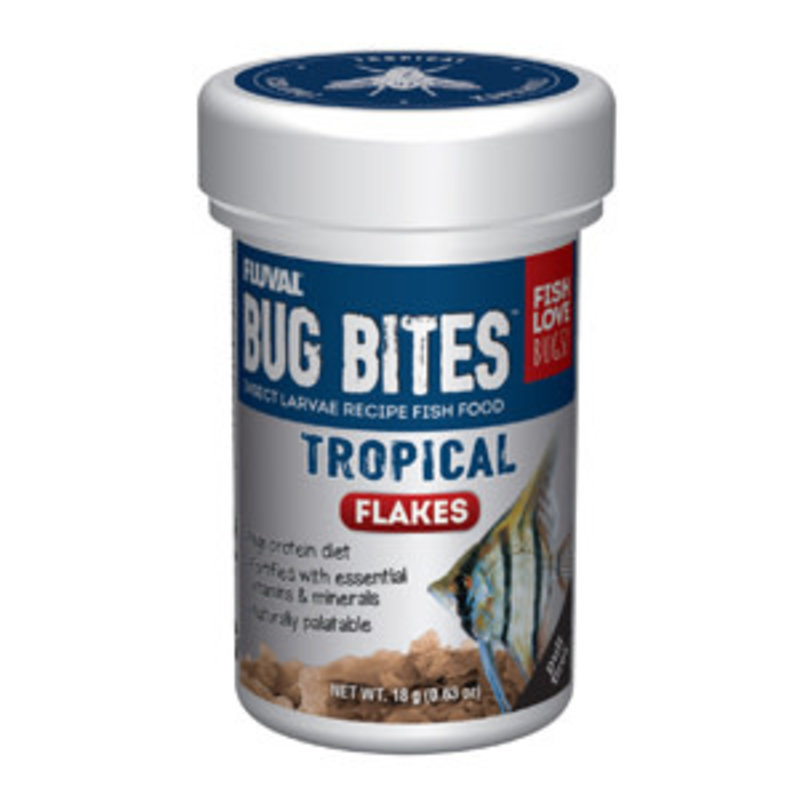 Hagen Products Bug Bites Tropical Flake 0.63oz