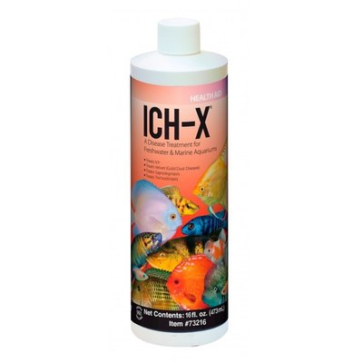 Hikari Ich-X Water Treatment 16oz