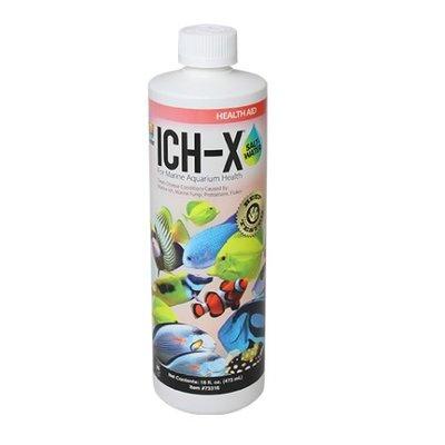 Hikari Ich-X Saltwater 16 oz - Non-Staining