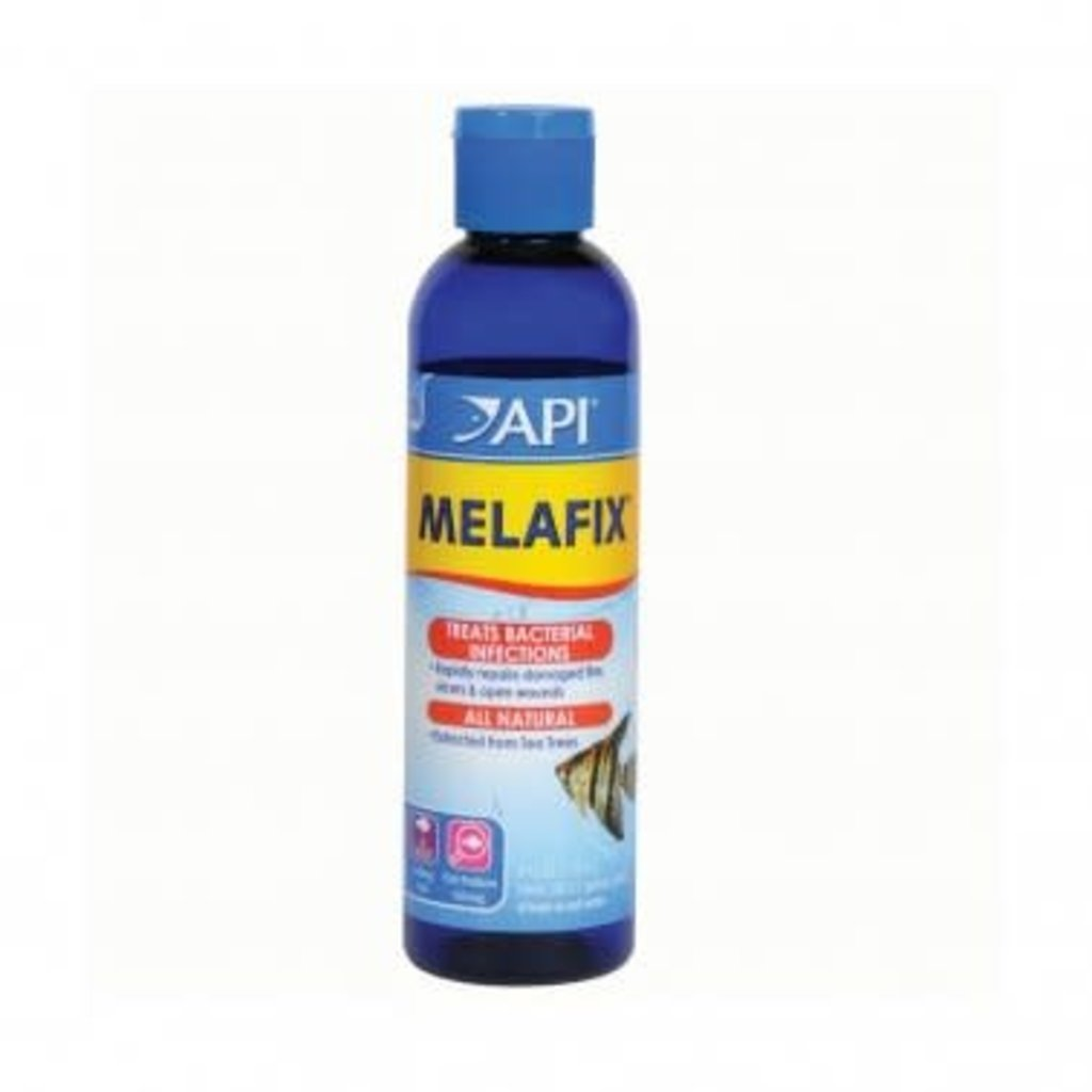 Aquarium Pharmaceuticals Melafix 4 oz – Liquid