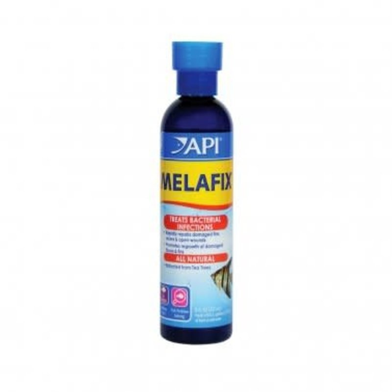 Aquarium Pharmaceuticals Melafix 8 oz - Liquid