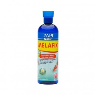 Aquarium Pharmaceuticals Melafix Pond 16 oz – Liquid