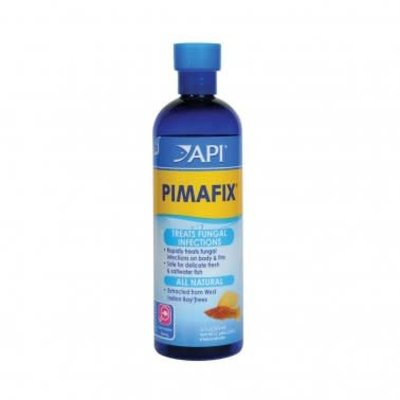 Aquarium Pharmaceuticals API Pimafix 16 oz - Liquid