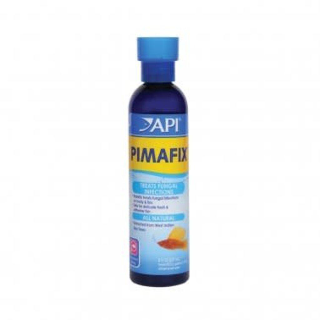 Aquarium Pharmaceuticals API Pimafix 8 oz - Liquid