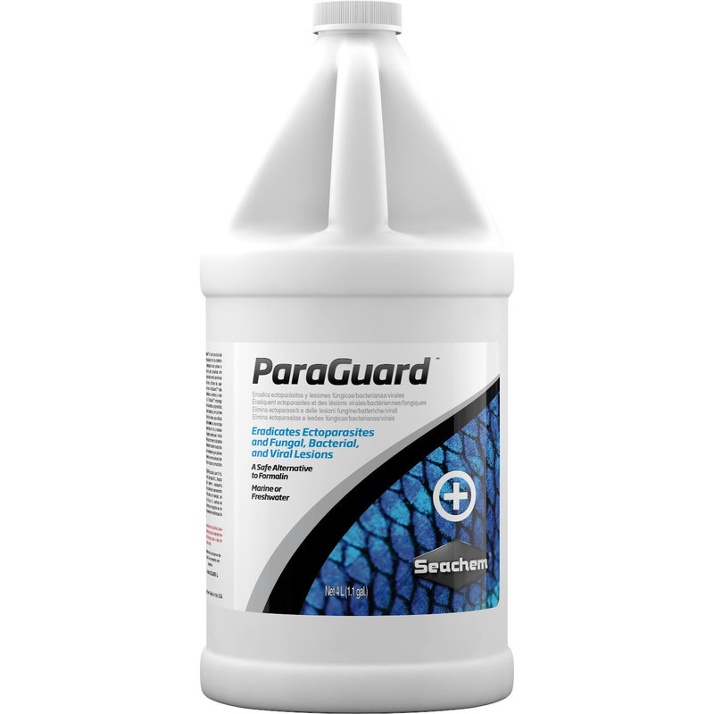 Seachem Laboratories Paraguard 4 Liter – Liquid