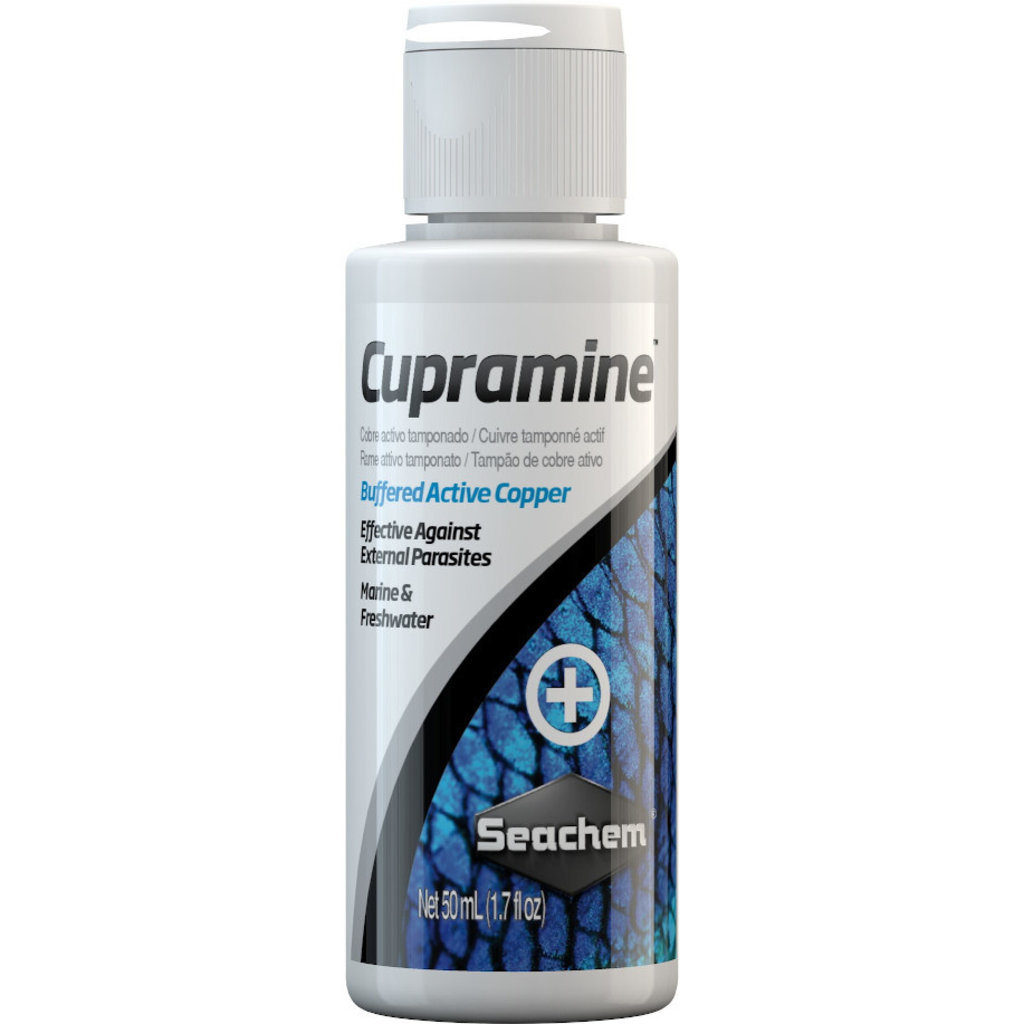 Seachem Laboratories Cupramine Copper 50 ml