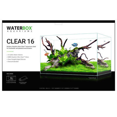 Waterbox USA, LLC Waterbox Clear Mini 16